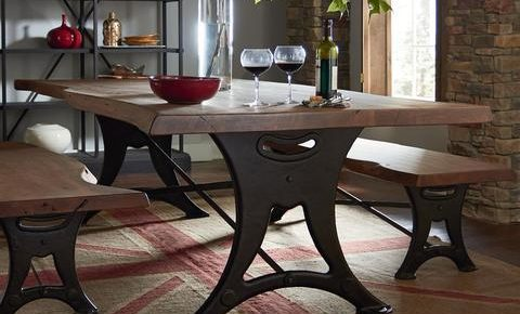 The Key Benefits of Purchasing an Organic Forge Dining Table