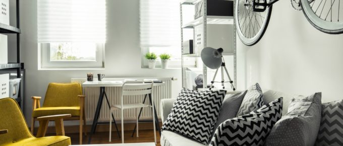 5 Ways To Decorate a Small Room To Make it Look Bigger