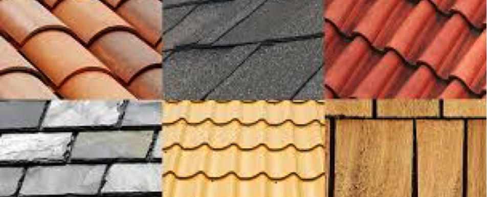 How do you know what kind of roofing material to use?