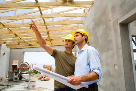 What are the things one should consider when becoming a professional home builder?